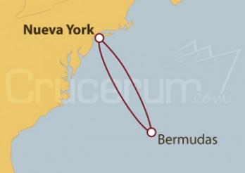 Crucero Bermudas desde Nueva York