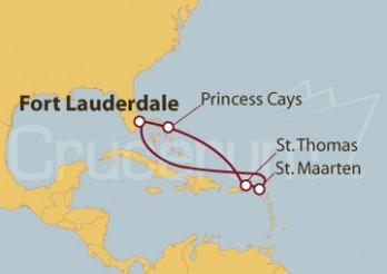 Crucero Este Caribeño