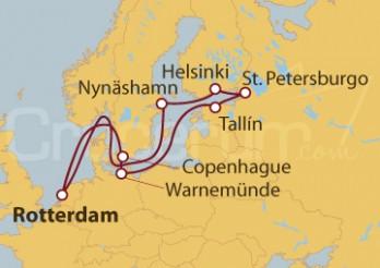 Crucero Joyas del Báltico