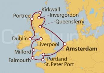 Crucero Viaje por las Tierras Altas Escocesas