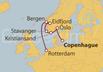 Crucero Saga Vikinga