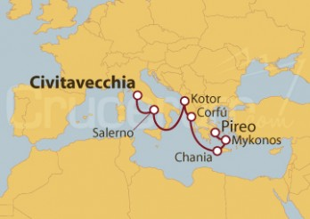 Crucero Maravillosas Griegas