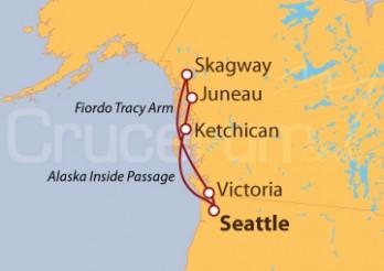 Crucero Alaska