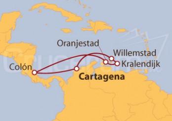 Crucero Antillas y Caribe Sur V