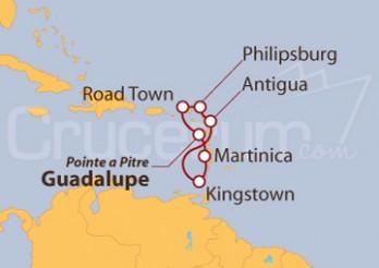 Crucero La Magia del Caribe
