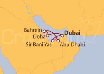 Crucero Emiratos Árabes