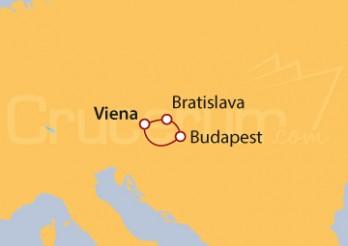 Crucero Navidad en el Danubio