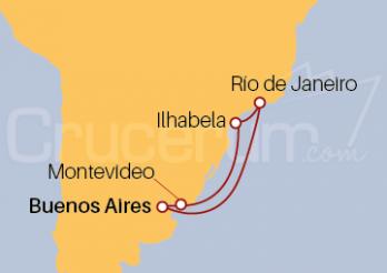 Crucero Especial Navidad desde Buenos Aires