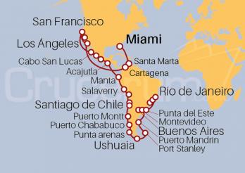 Crucero Caminos Culturales