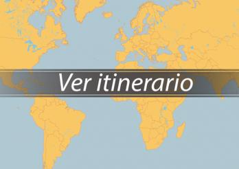 Itinerario Crucero España, Islas Baleares, Malta e Italia