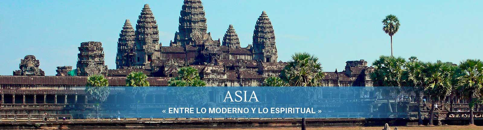 Crucero Asia