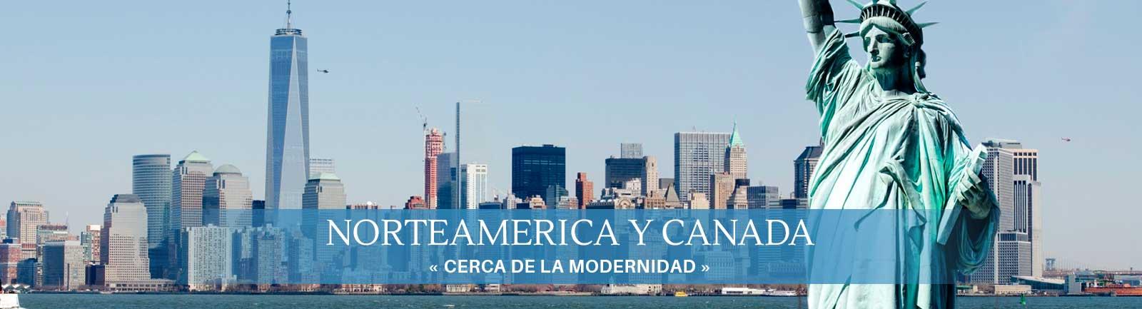 Crucero Norteamérica y Canadá