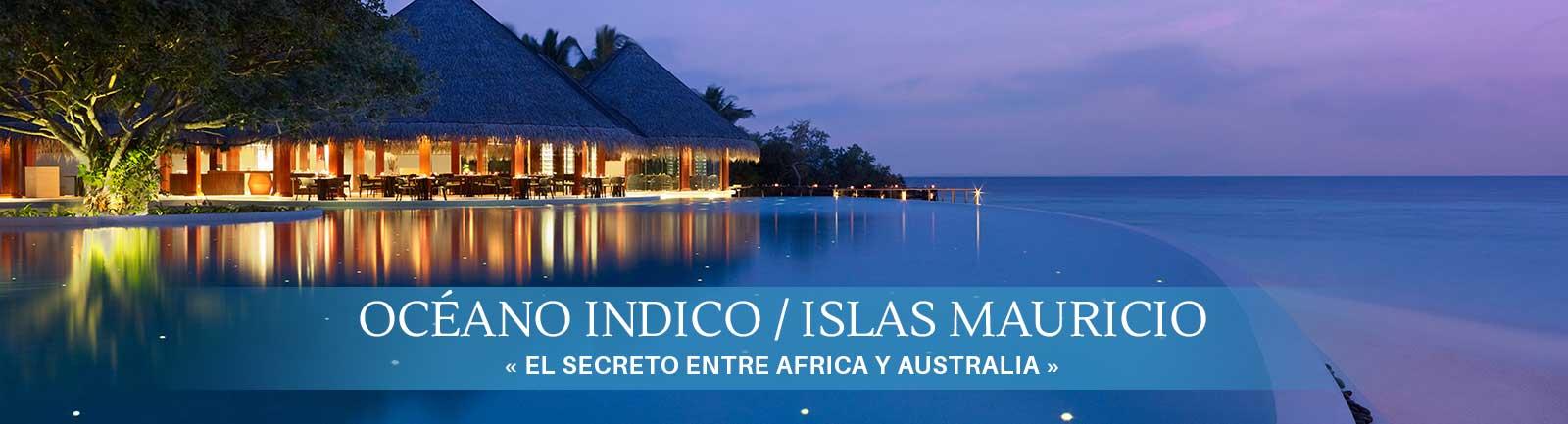Crucero Océano Indico / Islas Mauricio
