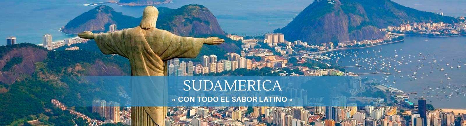 Crucero Sudamérica