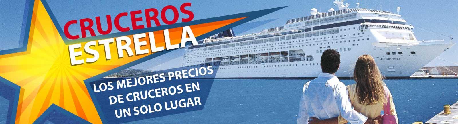 Crucero Cruceros ESTRELLA
