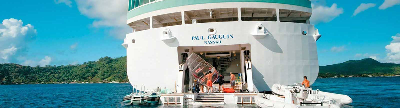 Crucerum Paul Gauguin Cruises