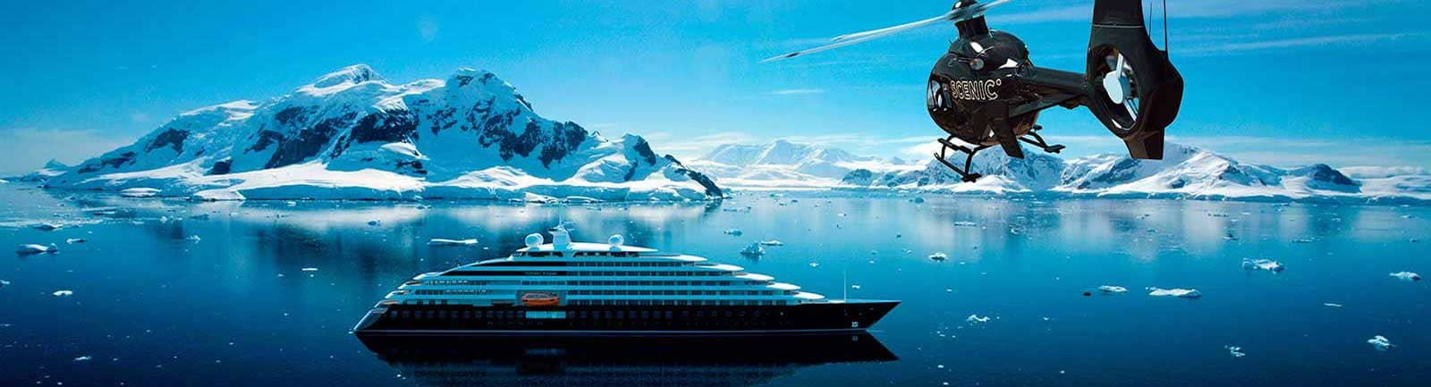 Crucerum Scenic Luxury Cruises