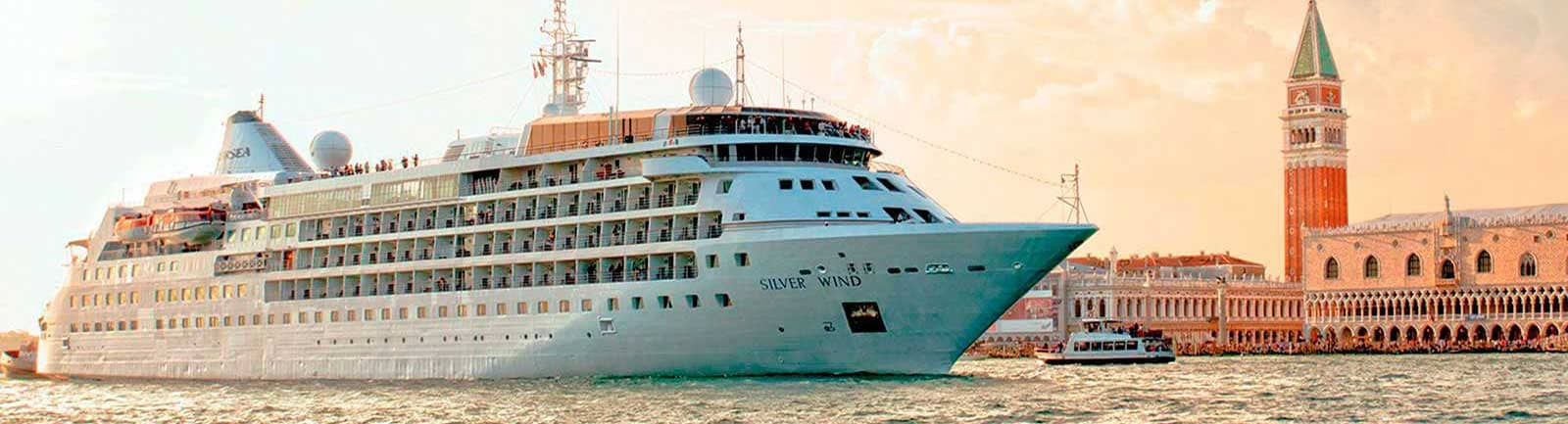 Crucero Silversea un crucero para dar la vuelta al mundo