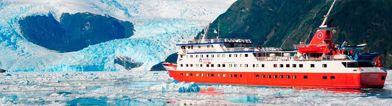 Skorpios Cruceros Patagonia
