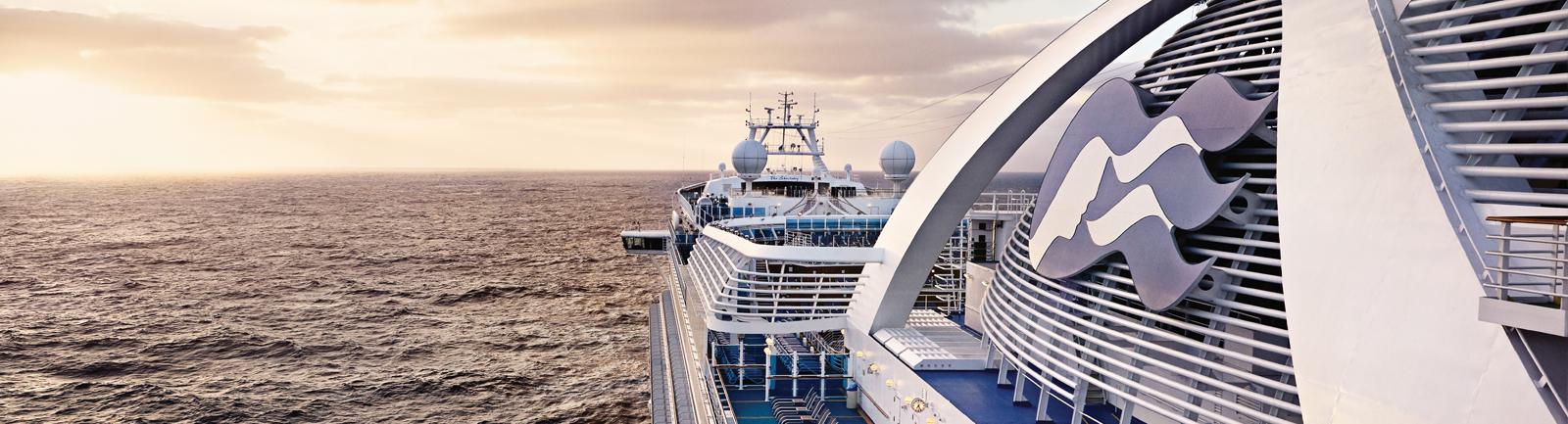 Crucerum Princess Cruises