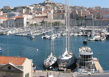 crucero por Marsella (Francia)