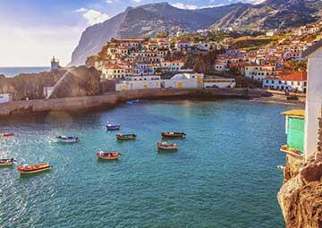 crucero por Funchal (Portugal)