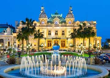 crucero por Monte Carlo (Mónaco)
