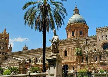 crucero por Palermo (Italia)