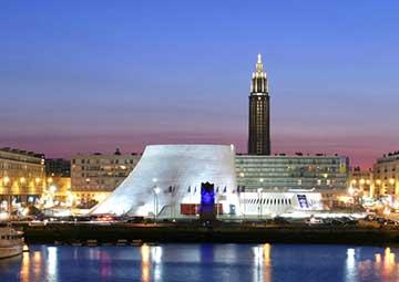 crucero por Le Havre (Francia)