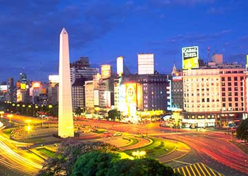crucero por Buenos Aires (Argentina)