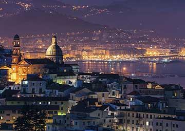 crucero por Salerno (Italia)