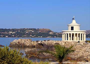 crucero por Argostoli (Grecia)