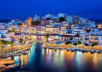 crucero por Creta (Grecia)