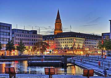 crucero por kiel (Alemania)