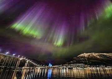 crucero por Tromso (Noruega)