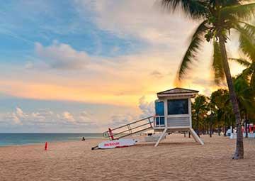 crucero por Fort Lauderdale (EEUU)