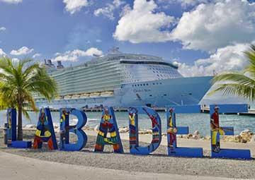 crucero por Labadee (Haití)