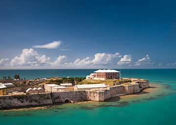crucero por King's Wharf (Bermuda)