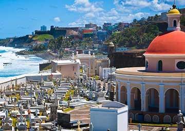 crucero por San Juan (Puerto Rico)