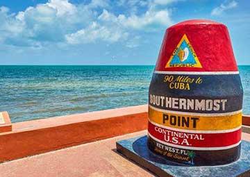 crucero por Key West (EEUU)