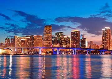 crucero por Miami (EEUU)