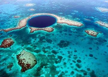 crucero por Belize