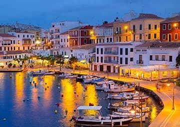 crucero por Mahón (Menorca)
