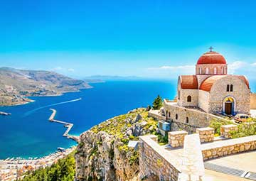 crucero por Kos (Grecia)