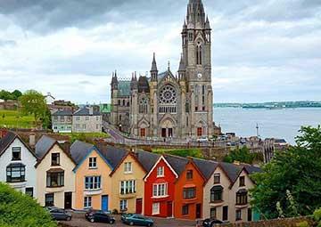 crucero por Cork (Irlanda)