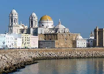 crucero por Cádiz