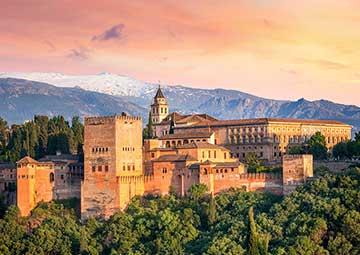 crucero por Granada (España)