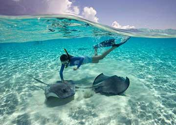 crucero por Grand Cayman