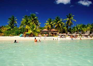crucero por St. Maarten (Antillas)