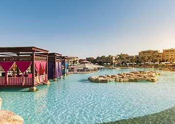Puerto Sharm El Sheik (Egipto)